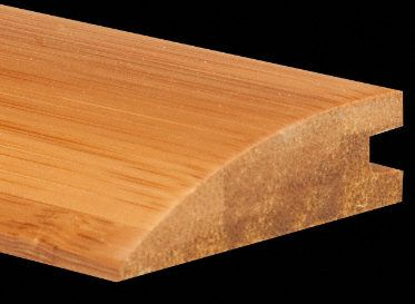 5/8&#034; x 2 1/4&#034; x 6LFT Bamboo Reducer